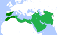 Abbasid Caliphate most extant.png