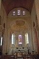Abbatiale Saint-Pierre de Méobecq - Nef centrale.jpg