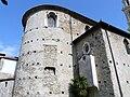 Abside della Chiesa San Michele, Camporosso, Italia - 20080719-01.jpg