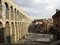 Segovia Aqueduct (ca. 100 AD)