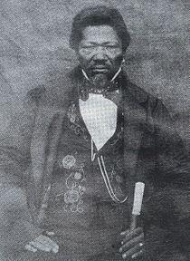 Adam Kok III - Griqua Captain - 1848.jpg