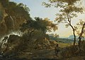 Adam Pynacker - Landscape with Waterfall 592N08825 68NS4.jpg