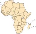 Addax nasomaculatus distribution (IUCN 2015).png