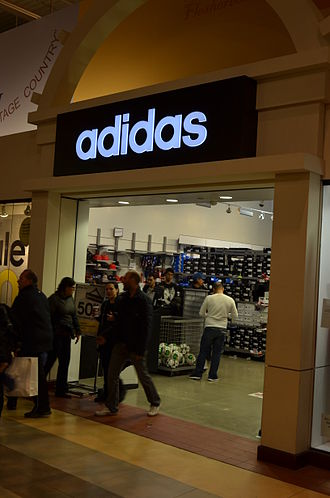 Adidas - An Adidas Store in Vaughan Mills