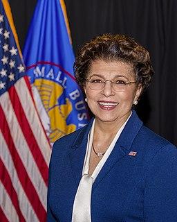 Jovita Carranza American businesswoman and government administrator