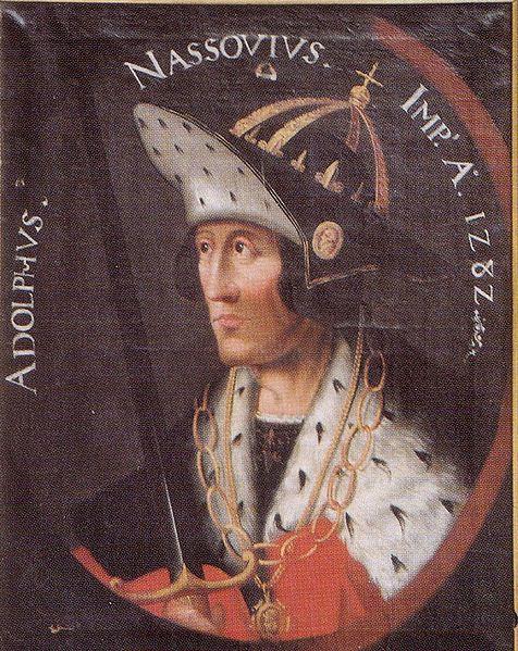 Galerie Royale Tchécoslovène 476px-Adolf_von_nassau_montanus