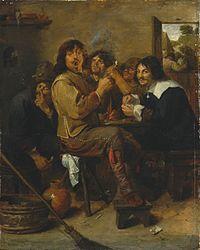 Adriaen Brower - The Smokers.jpg