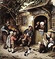 Adriaen van Ostade - The Violinist - WGA16736.jpg
