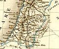 Adrien-Hubert Brué. Asie-Mineure, Armenie, Syrie, Mesopotamie, Caucase. 1822 (FB).jpg