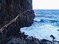 Adventurous path to old Cais ruins 2 (Sao Jorge) (38096630041).jpg
