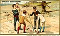 Advertising card depicting boys playing croquet (14785323511).jpg