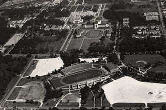 University of Houston - University of Houston, circa 1950