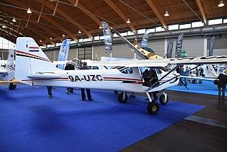 Aircraft industry of Serbia - Aero East Europe Sila