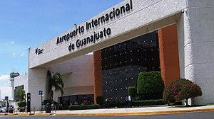 Del Bajío International Airport - Image: Aeropuerto guanajuato