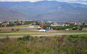 Camilo Daza International Airport - Image: Aeropuerto camilo daza