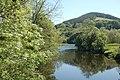 Afon Vyrnwy from Meifod Bridge - geograph.org.uk - 1331552.jpg
