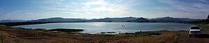 Agate Lake - A panorama of Agate Lake