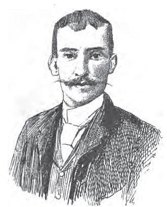 Angelos Giallinas - Angelos Giallinas (1893), from Εστία (Home) magazine.