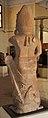 Agnipani Yaksha - Circa 2nd Century BCE - Bharna Kalan - ACCN 87-147 - Government Museum - Mathura 2013-02-24 6167.JPG