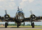 """AirExpo 2010 - B-17 Flying Fortress """"Yankee Lady"""" (4824633916).jpg"""