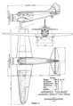 Airspeed AS.5 Courier 3-view NACA-AC-178.png