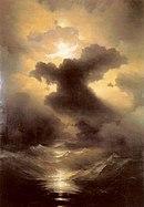 Aivazovsky Chaos 1841
