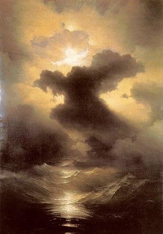 Хаос. Сотворение мира. 1841