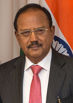 Ajit Doval - Ajit Kumar Doval