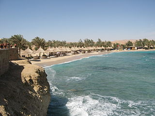 El Qoseir City in Red Sea, Egypt