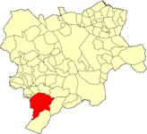 Albacete Yeste Mapa municipal.png