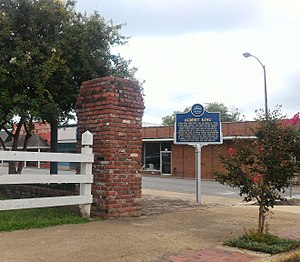 Mississippi Blues Trail - Image: Albert King MS Blues Trail Marker