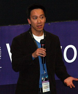 Albert M. Chan - Albert M. Chan at the 13th Annual Vancouver Asian Film Festival