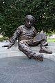 Albert Einstein Memorial, Washington DC.jpg