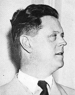 Albert De Vleeschauwer Belgian politician