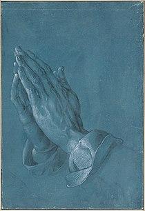 Albrecht Dürer - Praying Hands, 1508 - Google Art Project.jpg