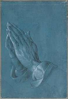 Albrecht Dürer - Praying Hands, 1508 - Google Art Project.jpg