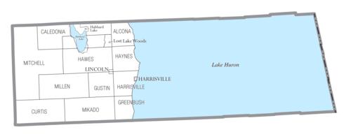 Alcona County, Michigan - Wikipedia