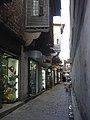Aleppo (Halab), Gassen im Christlichen Viertel (38674550692).jpg