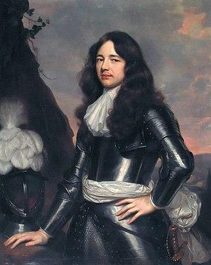 Alexander Bruce, 2nd Earl of Kincardine - Alexander Bruce (1629-1680)  (Johannes Mijtens, 1660-1670)
