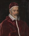 Alexander VII, 1599-1667, påve (Giovanni Battista (Baciccio) Gaulli) - Nationalmuseum - 19080.tif