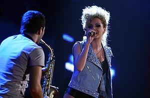 Mr. Saxobeat - Image: Alexandra Stan Gala Nacht des Sports 2011 g