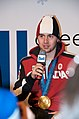 Alexandre Bilodeau with gold medal (2).jpg