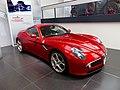 Alfa Romeo 8C Competizione 2007 Museo Storico OCT 2015.jpg