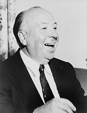 Alfred Hitchcock 1956