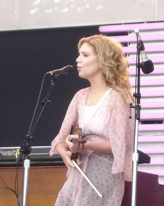 Alison Krauss - Krauss in 2007
