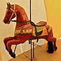 All Hallows Brown Horse.JPG