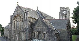 Ammanford - All Saints Church, Ammanford