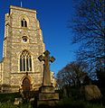 All Saints Church, Benhilton, SUTTON, Surrey, Outer London 08.jpg