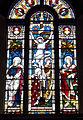 All Saints Church Farley, Wiltshire, England - chancel east window.jpg