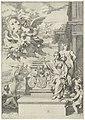 Allegorie op de handel en het familiewapen van De Medici, RP-P-OB-46.740.jpg